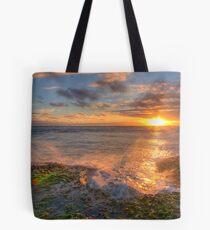 Ocean Rays Tote Bag
