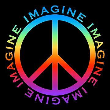 Imagine Peace by Secularitee