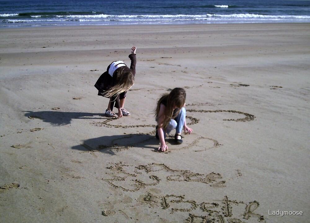 Seaside Smiles by Ladymoose