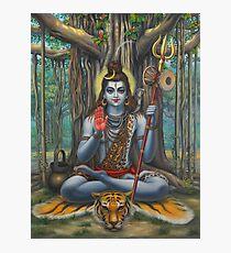 Lámina fotográfica Shiva