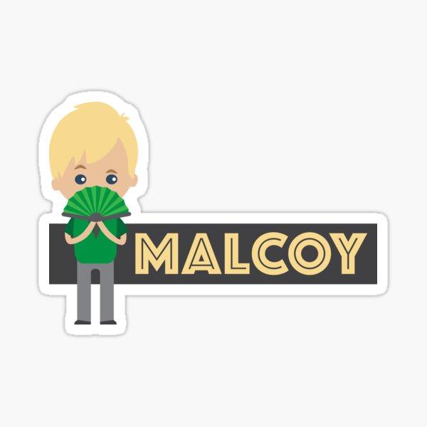 Malcoy Sticker