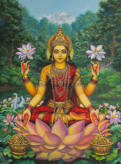 Lakshmi by Vrindavan Das