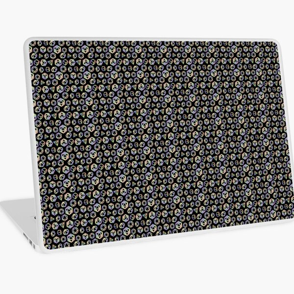 Roll Intiative Laptop Skin