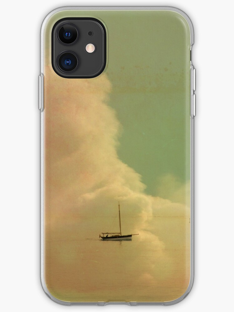 Once Upon a Time a Little Boat iPhone 11 case