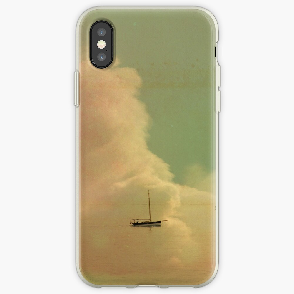 Once Upon a Time a Little Boat iPhone Cases & Covers