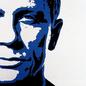 Daniel Craig by Dan-Carman