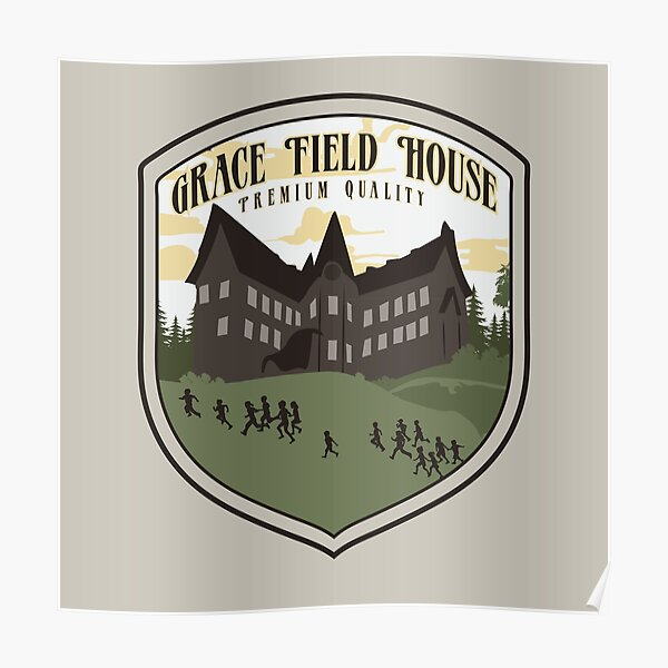 Grace Field House Poster