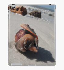 Shy Snail iPad Case/Skin