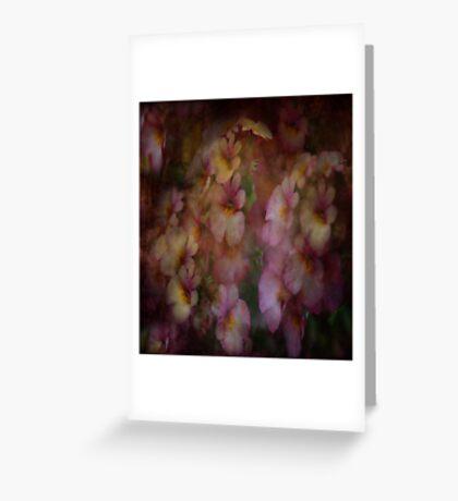 Floral Dreams Greeting Card