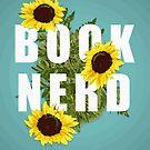 Book Nerd Floral by Booksie