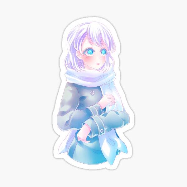 Hikari Main Sticker