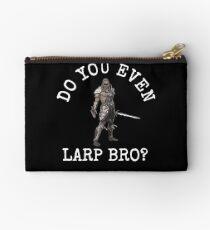 LARPing Design Do You Even Larp Bro? Studio Pouch