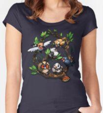 Birdies Women's Fitted Scoop T-Shirt