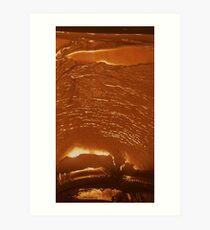 """""""Viscous Light"""" Art Print"""