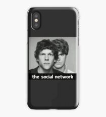 The Social Network iPhone Case