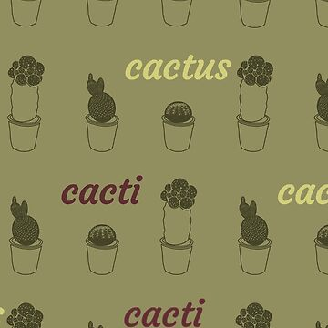 Cactus & cacti by kimrst