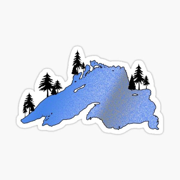 Lake Superior Sticker