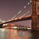 Brooklyn Bridge by Kaitlyn Mikayla