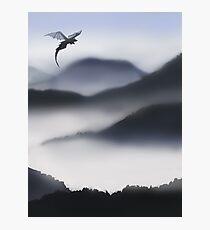 Misty Dragon Photographic Print