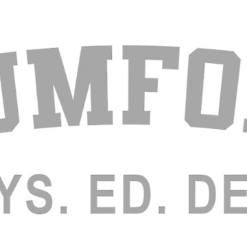 Beverly Hills Cop Mumford T-shirt Axel Foley Phys Ed Dept Detroit 80s vintage retro by fandemonium