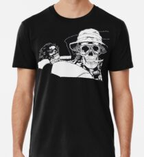 Fear And Dying In Las Vegas Men's Premium T-Shirt