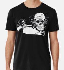 Camiseta premium Miedo y muerte en Las Vegas