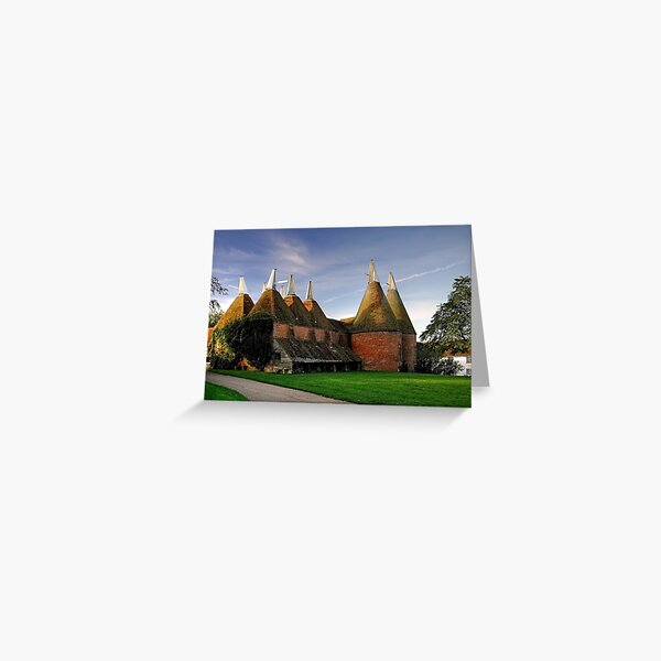 Sissinghurst Oasts Greeting Card