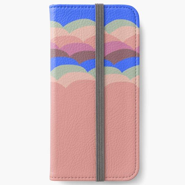 Ice Cream Dreams iPhone Wallet