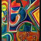 Afro Art by fancifulflowers