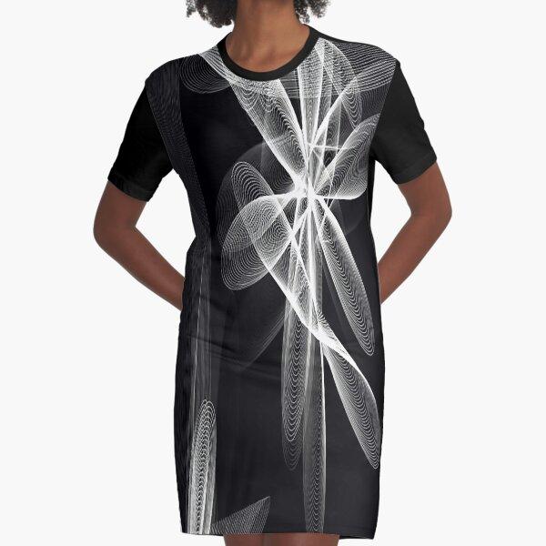 Tadasana  Graphic T-Shirt Dress