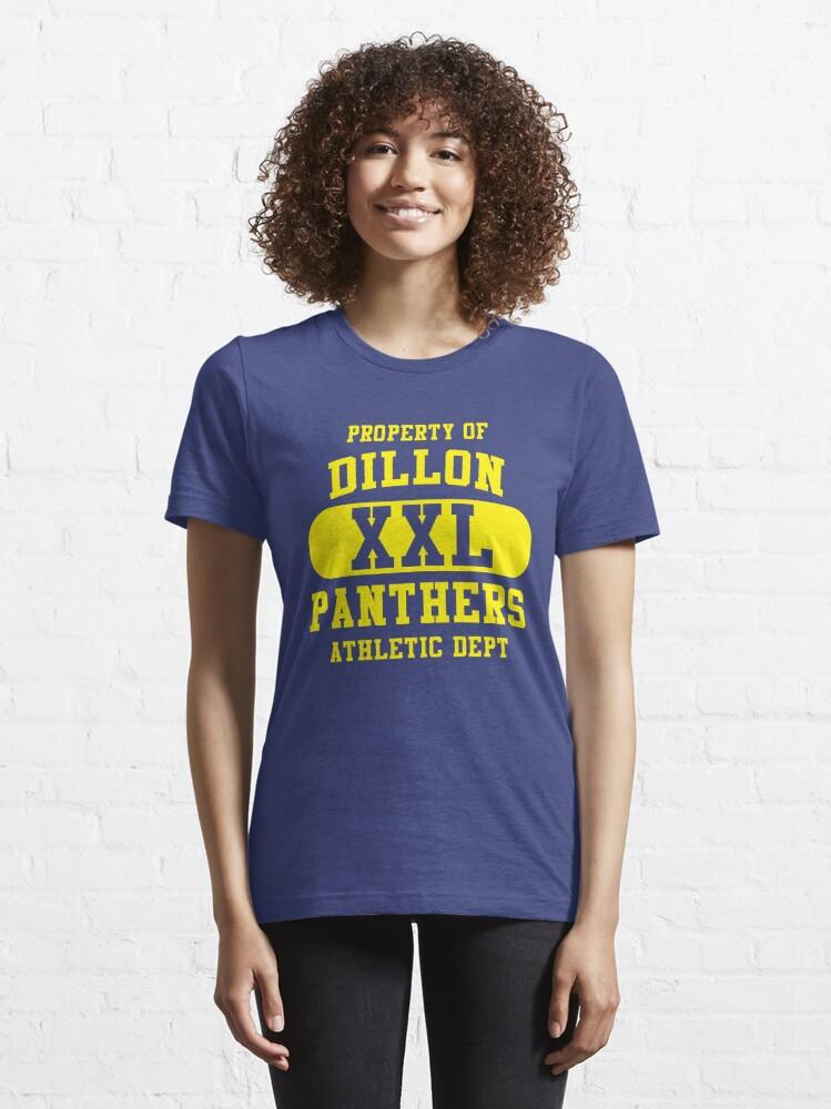 Alternate view of Friday Night Lights Dillon Panthers T-Shirt Tim Riggins Matt Saracen Coach Eric Taylor Essential T-Shirt