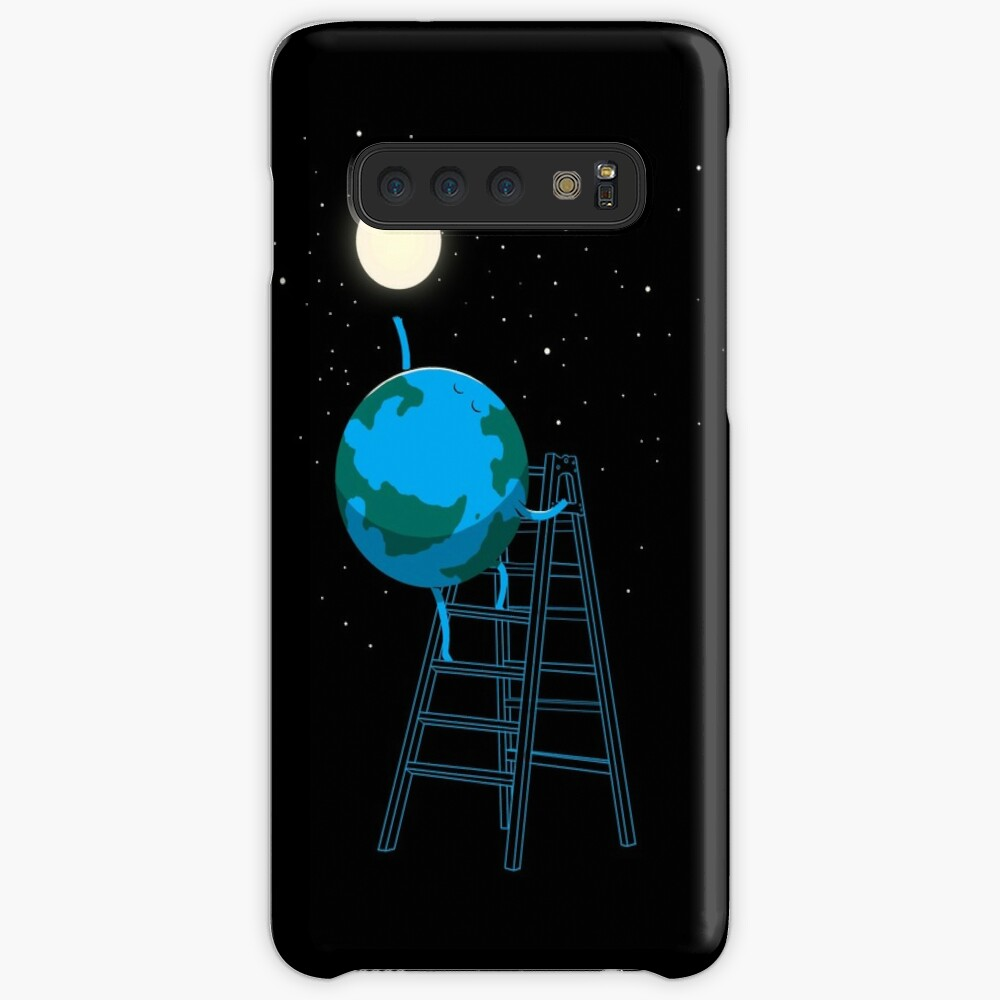 Reach the moon Cases & Skins for Samsung Galaxy
