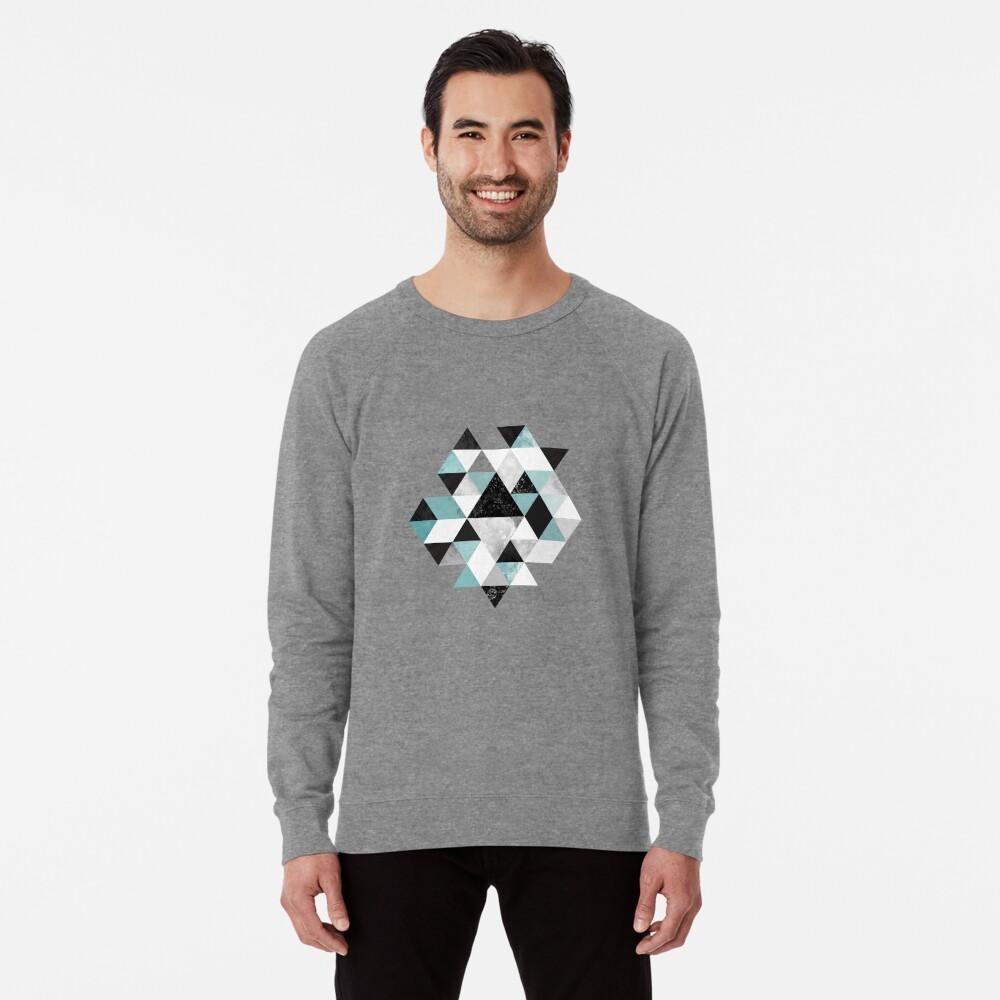 Graphic 202 Turquoise Lightweight Sweatshirt