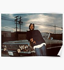 Old School ICE CUBE Poster