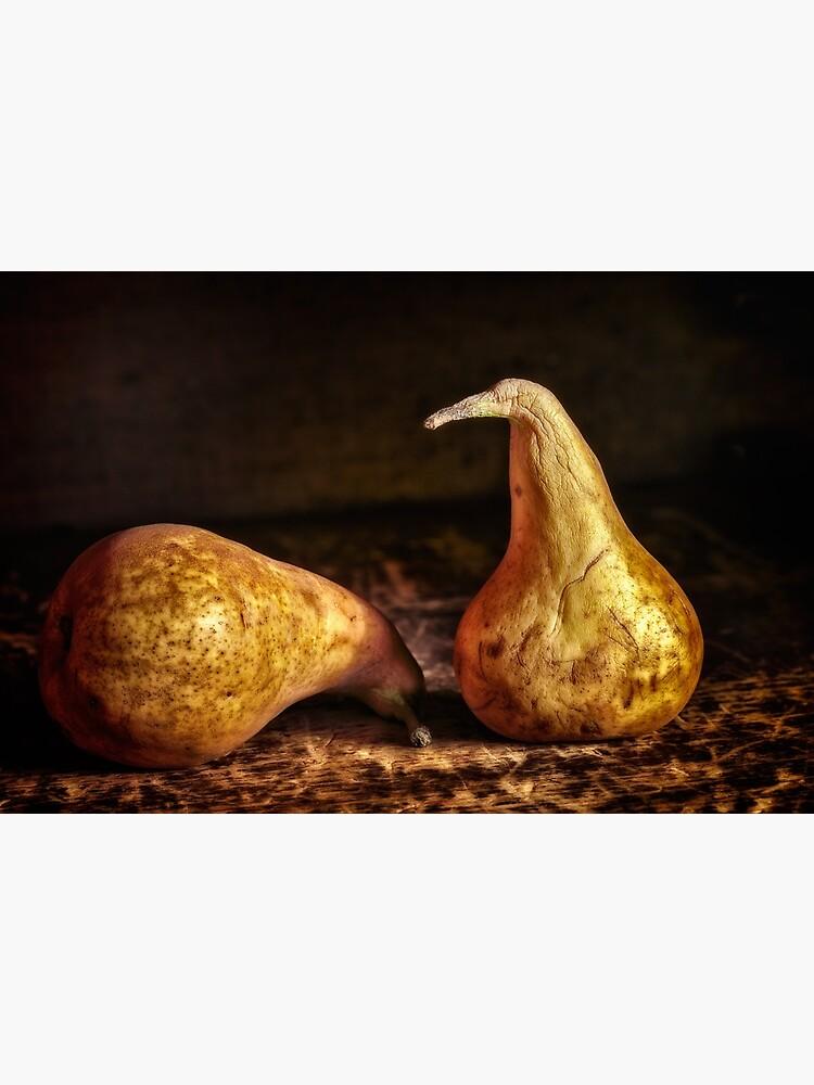 Pears still life by fardad