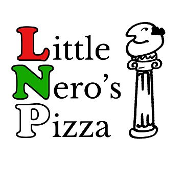 Little Nero's Pizza - Home Alone Reference by everything-shop