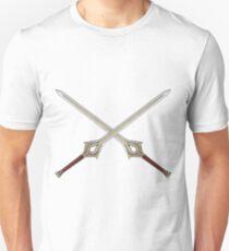 Twin Blades Unisex T-Shirt