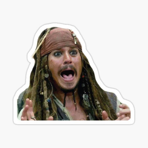 ★ Pirates Art | Jack Sticker