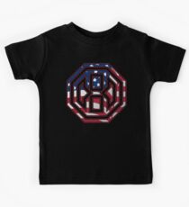 Octagon MMA USA Logo Kids Clothes