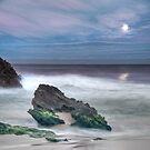 Dawn at Bennion Beach by Jonathan Stacey
