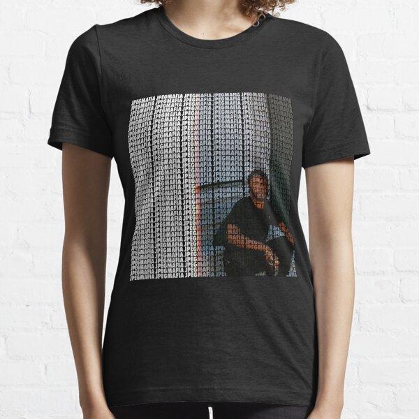JPEGMAFIA (Veteran) Text Design Essential T-Shirt