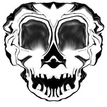 Skull (Digger) by Its-Popcoin