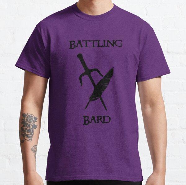 Battling Bard of Potidaea Classic T-Shirt
