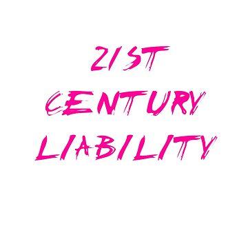 YB - I'm That 21st Century Liability You Were Warned About by JGleeBieGomez