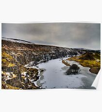 The Quarry at Hillend Poster
