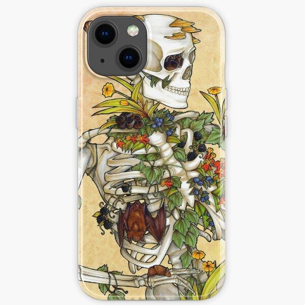 Bones and Botany iPhone Soft Case
