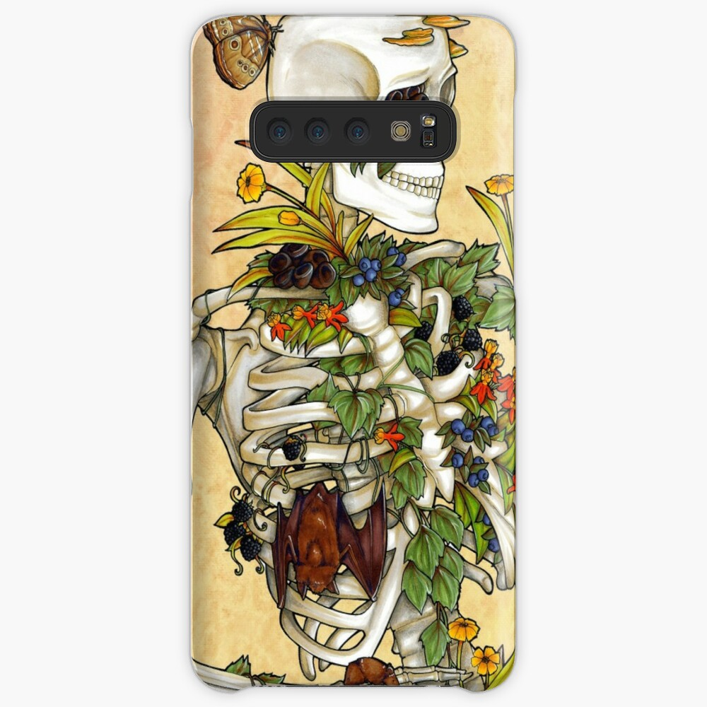 Bones and Botany Case & Skin for Samsung Galaxy