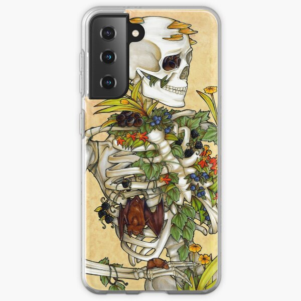 Bones and Botany Samsung Galaxy Soft Case