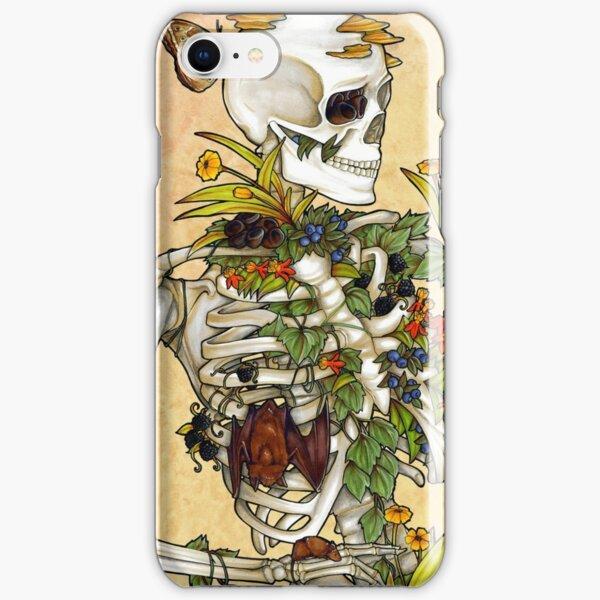 Bones and Botany iPhone Snap Case