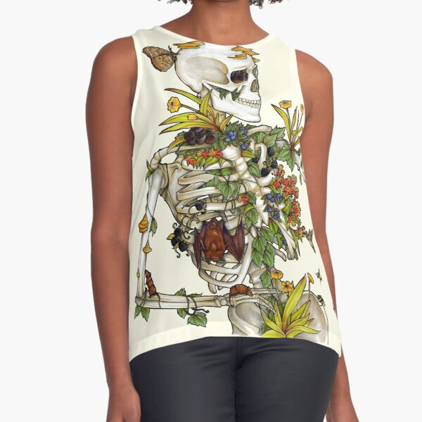 Bones and Botany Sleeveless Top